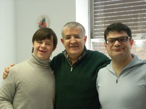 Il nostro Presidente tra Francesco e Federico